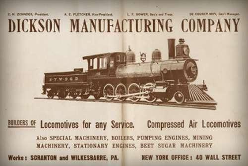 機関車メーカーとディーゼルエン...