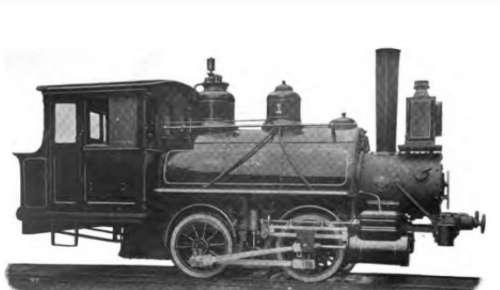 蒸気機関車の車軸配置・0-4-0(プ...