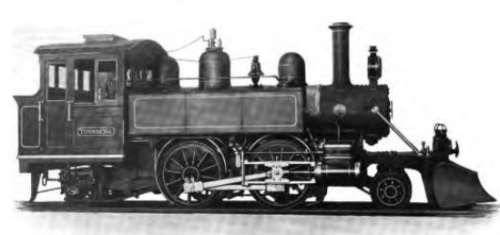 蒸気機関車の車軸配置・2-4-2(コ...