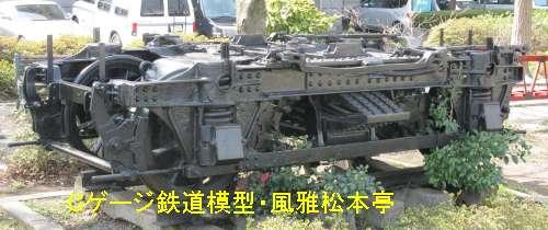 鉄道省DT12・TR23型台車