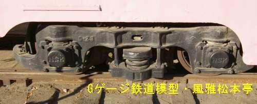 東京市電気局D-23台車