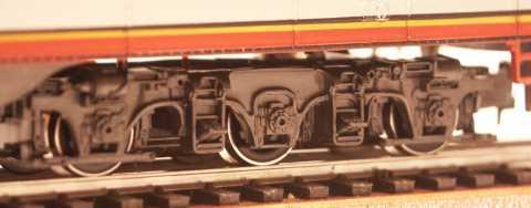 鉄道模型の台車と連結器研究室